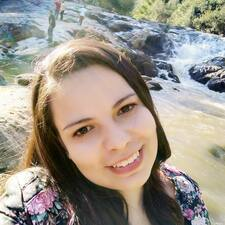 Gebruikersprofiel Patrícia