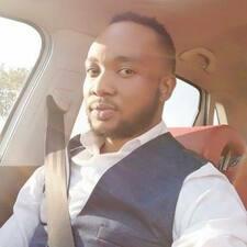 Zweli felhasználói profilja
