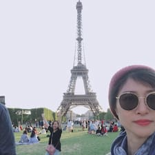 지혜 felhasználói profilja