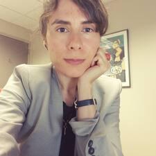 Profil utilisateur de Lilia