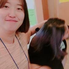 Användarprofil för Ji Hyeon