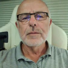 Henkilön Erhard käyttäjäprofiili