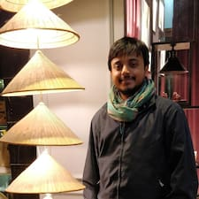 Siddharth - Uživatelský profil