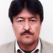 Profil Pengguna Syed Altaf