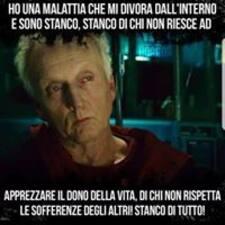 Användarprofil för Giovanni