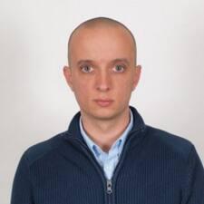 Zhivko felhasználói profilja