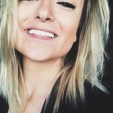 Hailey felhasználói profilja
