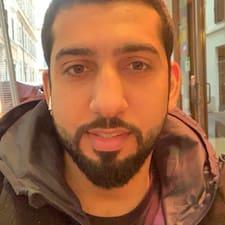 Notandalýsing Khalid