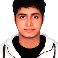 Abhinav felhasználói profilja