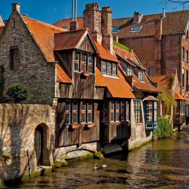 Guidebook for Brugge