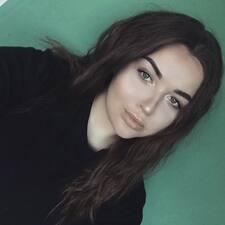Profil utilisateur de Milica