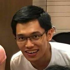 Wong - Uživatelský profil