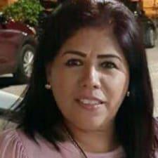 Profil utilisateur de Reyna Yudid
