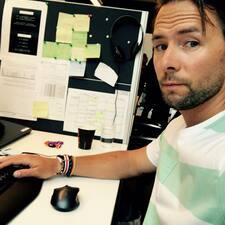 Användarprofil för Lars Henrik