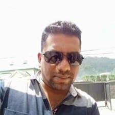 Jayaram felhasználói profilja