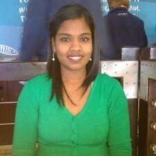 Pavesha User Profile
