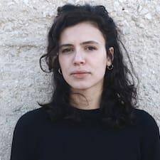Profil Pengguna Alisia
