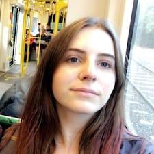 Rebecca Brugerprofil