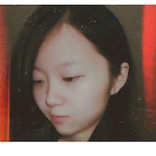 Perfil do utilizador de Jingyi