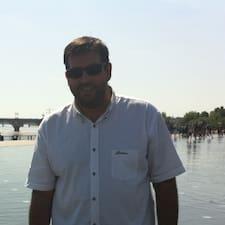 Jean Baptiste felhasználói profilja