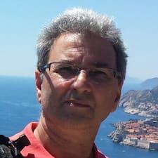 Gebruikersprofiel Domenico
