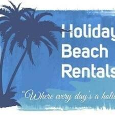 Holiday Beach User Profile