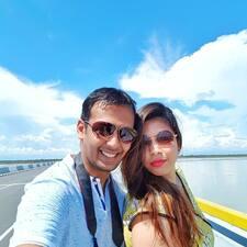 Trishna User Profile