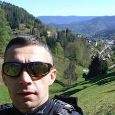 โพรไฟล์ผู้ใช้ Krzysztof