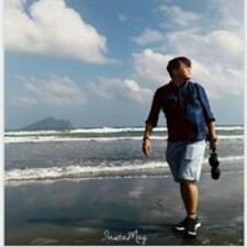 Tsu-Yu felhasználói profilja