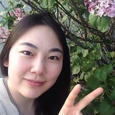 Henkilön Minyoung käyttäjäprofiili