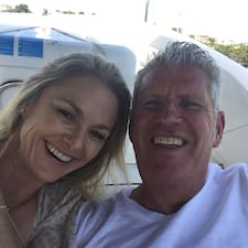 Melanie & Mark Brugerprofil