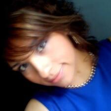 Odemaris felhasználói profilja