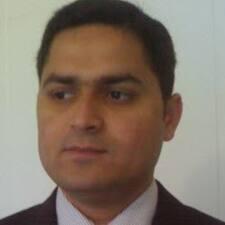 Mukesh的用戶個人資料