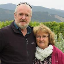 Mike & Lesley felhasználói profilja