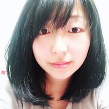 Perfil do utilizador de Ying Ju