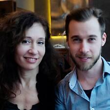Magdalena & Tomas的用戶個人資料