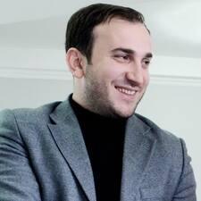 Profil utilisateur de Irakli