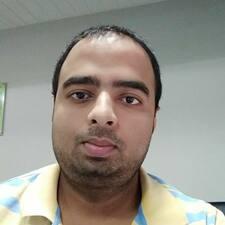 Perfil do utilizador de Priyank