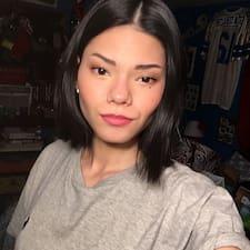 Natasha felhasználói profilja