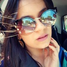 Carla Pereira felhasználói profilja