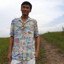 Verasit felhasználói profilja