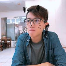 โพรไฟล์ผู้ใช้ Yi-Hsuan