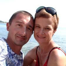 Franck & Caroline的用戶個人資料