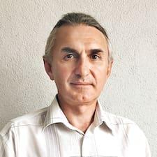 Profil utilisateur de Uladzimir