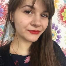 Профиль пользователя Дарья
