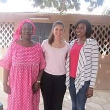 Mame Diarra - Uživatelský profil