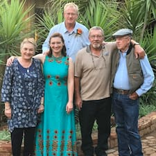 Louise, Jeff, Ritchie & Lorey User Profile
