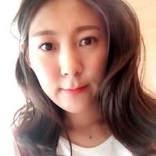 EunAe felhasználói profilja