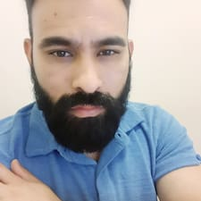 Masud felhasználói profilja