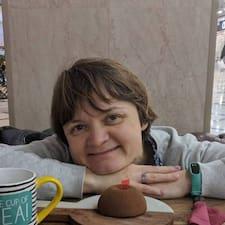 Användarprofil för Оксана